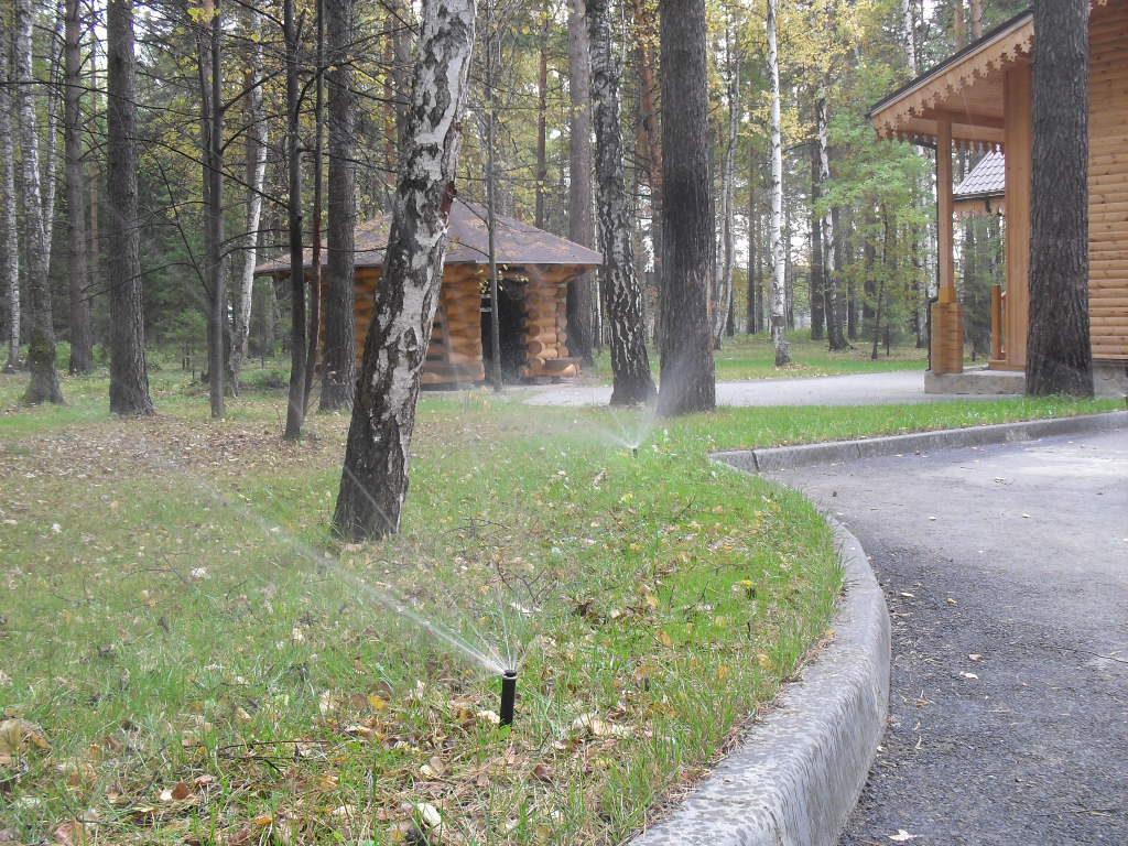 Лечебно-оздоровительный комплекс Правительства Свердловской области
