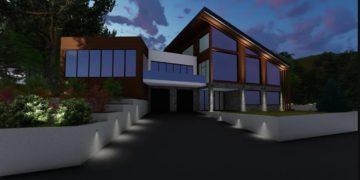 Проектирование освещения