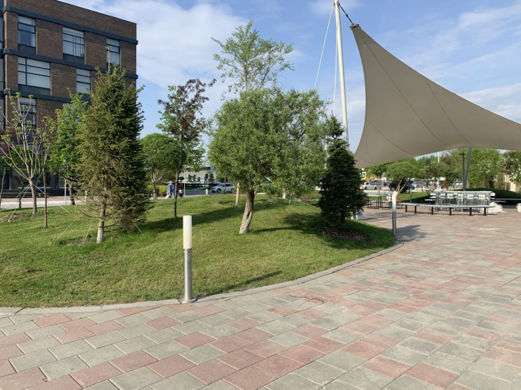 Бизнес-парк Деловой Квартал, Екатеринбург