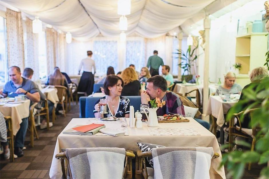 Ресторан Паштет, г.Екатеринбург