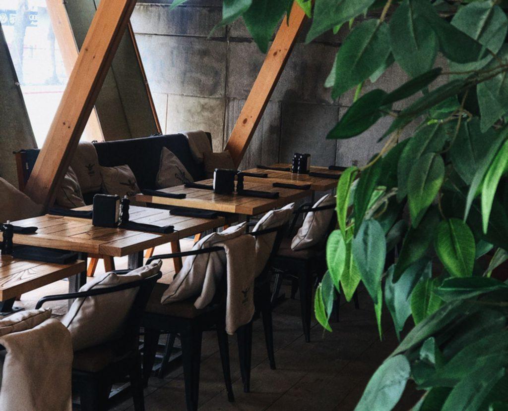 Ресторан Угли, г.Екатеринбург
