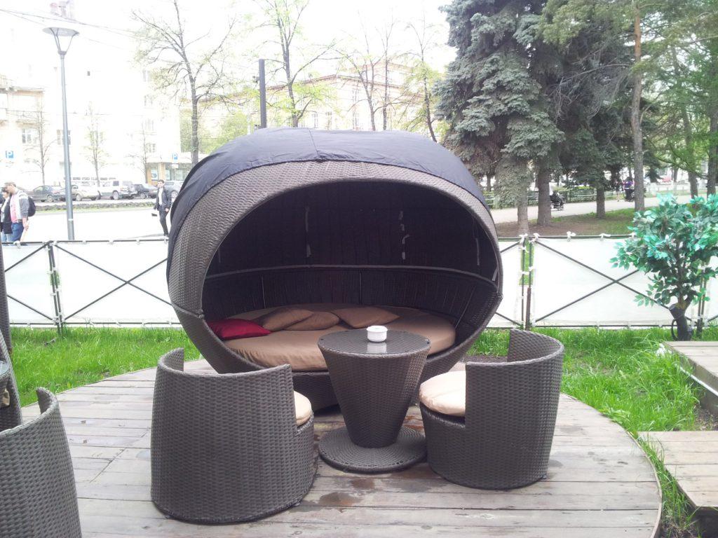 Ресторан Белый трюфель, г.Челябинск