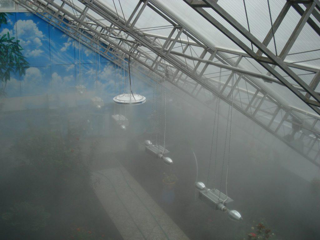 Зимний сад, Нижнеисетский, г.Екатеринбург